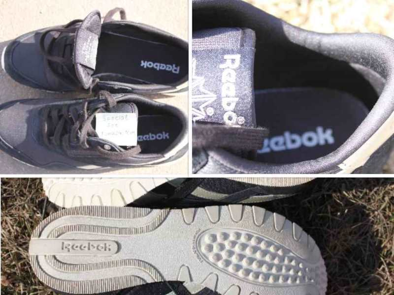 outsole innersole view