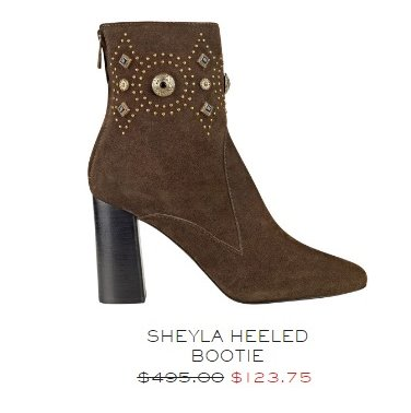 ankle bootie sale