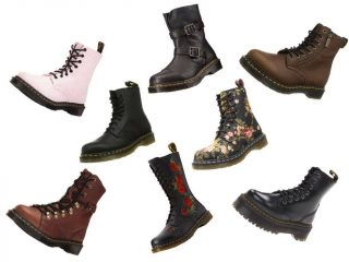 Top 8 Dr. Martens Mid-Calf Boots For Women in 2017-2018