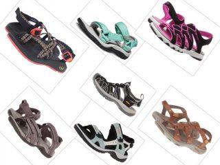 Top 7 Women's Sports Sandals 2017