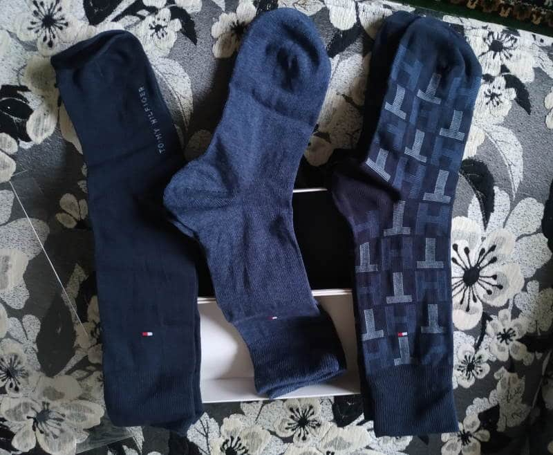 Original Tommy Hilfiger Unboxed Socks