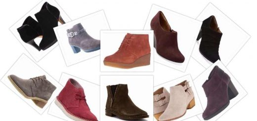 top 10 clarks women suede ankle boots