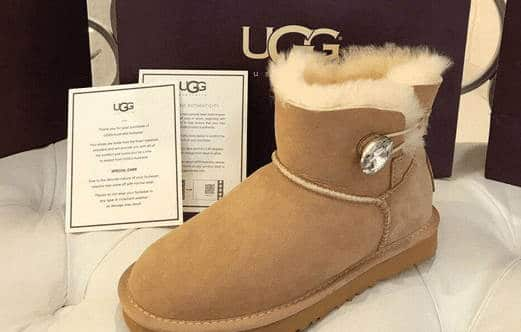 UGG package