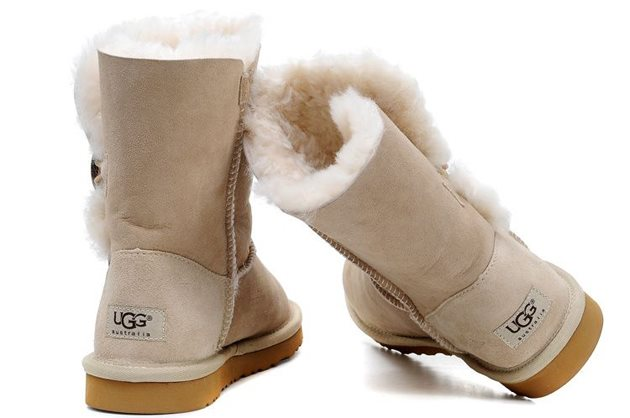 sheepskin boots by UGG