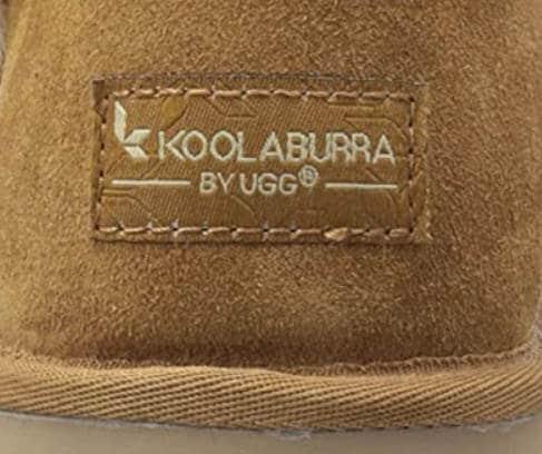 Original Heel Label Example 2