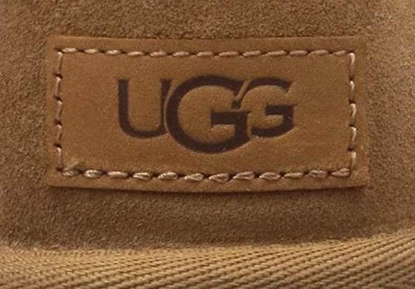 Original Heel Label Example 1