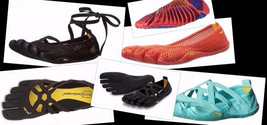 Vibram Furoshiki Yoga Fitness Shoes