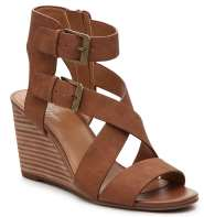 wedge heels type