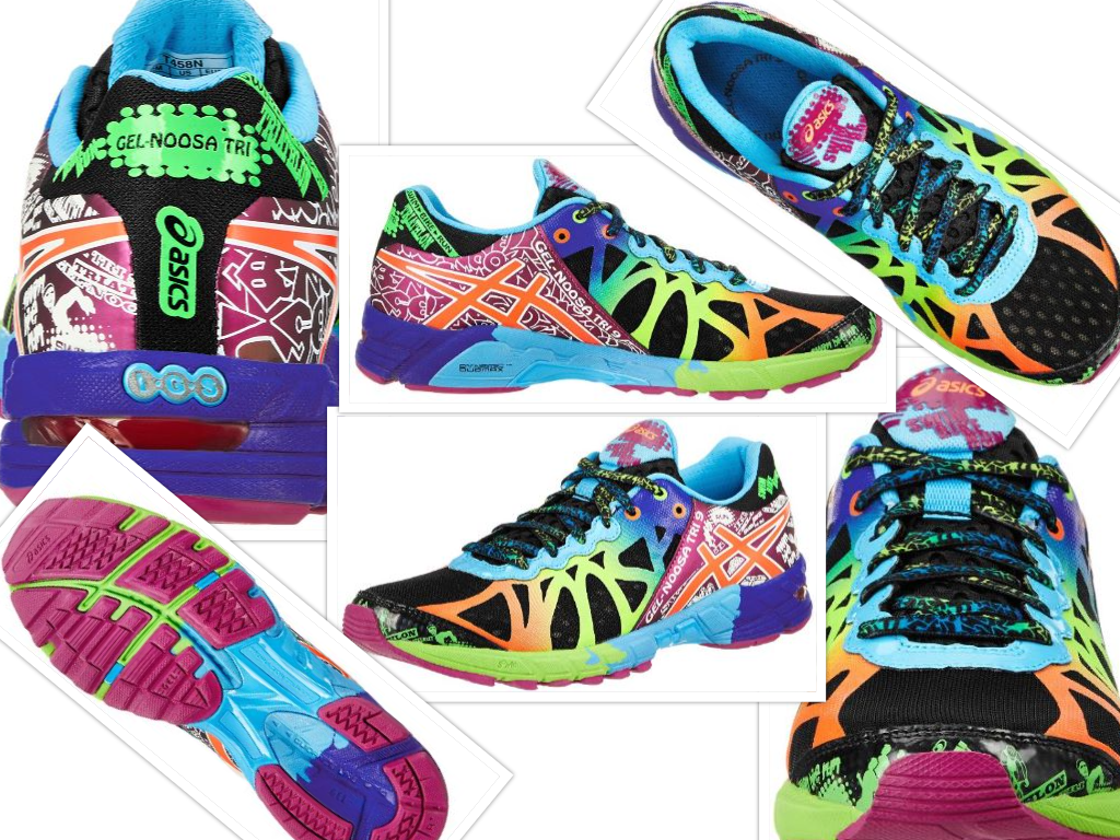 Women's Gel-Noosa Tri 9 Running Shoe Collage