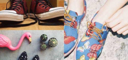 womens shoe sizing collage